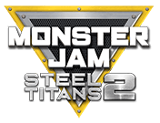 Logo: Monster Jam Steel Titans